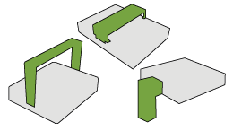 Mounting Variations