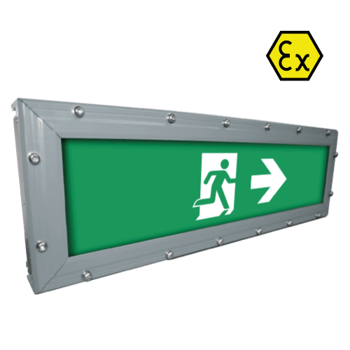 Explosion Proof Emergency Exit Luminaire